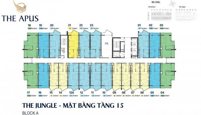 TẦNG 15
