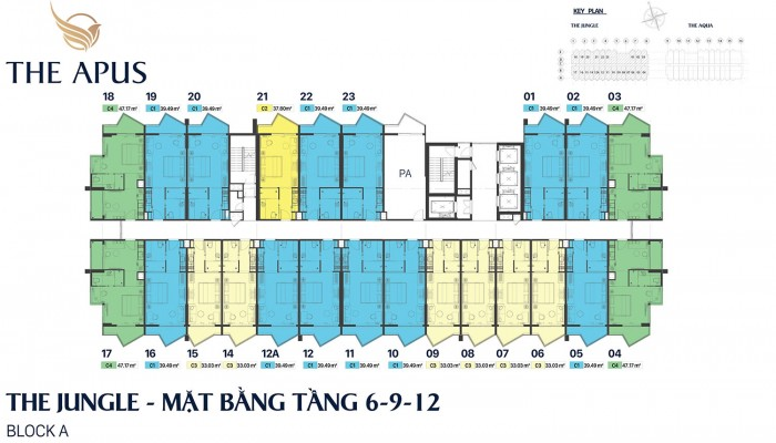 TẦNG 6-9-12